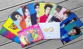 INFINITE Giveaway: INFINITIZE & Be Mine | KPOP Surgery 2