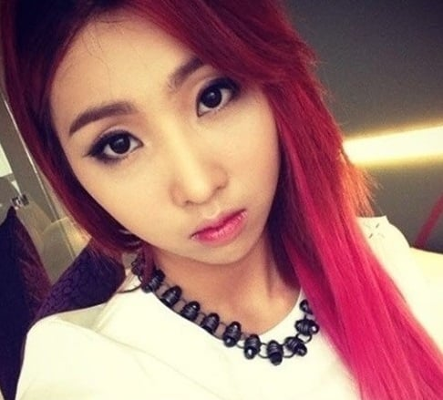 Minzy's father speaks up following her leave from 2NE1 - then deletes post 3